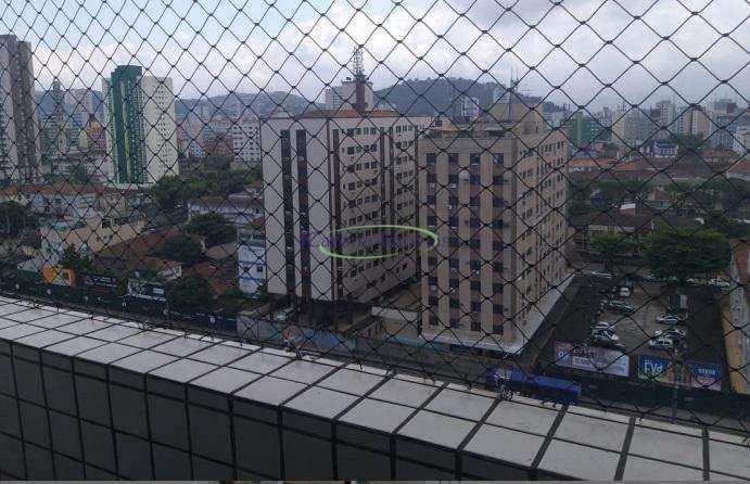 Apartamento com 2 dorms, Boqueirão, Santos - R$ 435 mil, Cod: 63801401