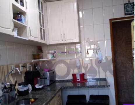 Apartamento com 2 dorms, Encruzilhada, Santos - R$ 325 mil, Cod: 63798076