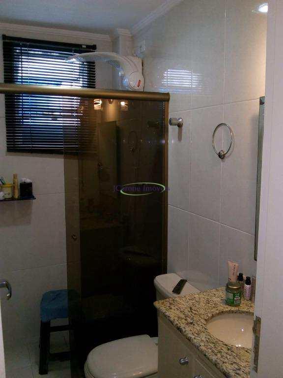 Casa com 3 dormitórios à venda, 150 m² por R$ 639.000,00 - Estuário - Santos/SP