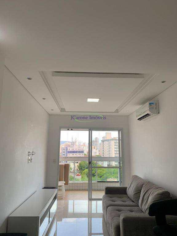 Apartamento com 3 dorms, Macuco, Santos - R$ 610 mil, Cod: 63788975