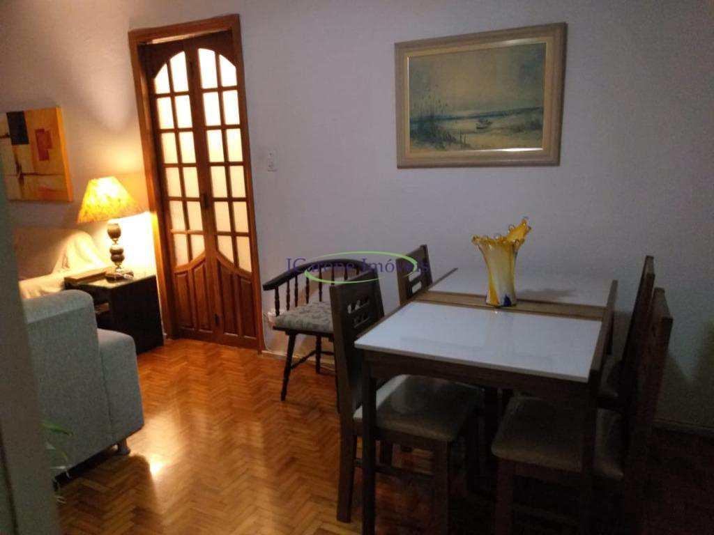 Apartamento com 2 dorms, Embaré, Santos - R$ 345 mil, Cod: 63786541