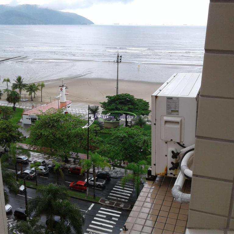 Apartamento com 2 dormitórios à venda, 92 m² por R$ 400.000 - Gonzaga - Santos/SP