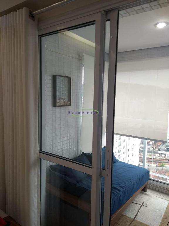 Apartamento com 2 dorms, Pompéia, Santos - R$ 615 mil, Cod: 63743656