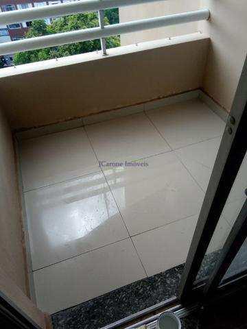 Apartamento com 2 dorms, Vila Mathias, Santos - R$ 365 mil, Cod: 63720582