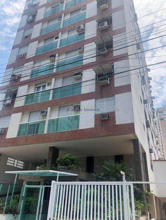 Apartamento com 1 dormitório à venda, 65 m² por R$ 270.000 - Ponta da Praia - Santos/SP