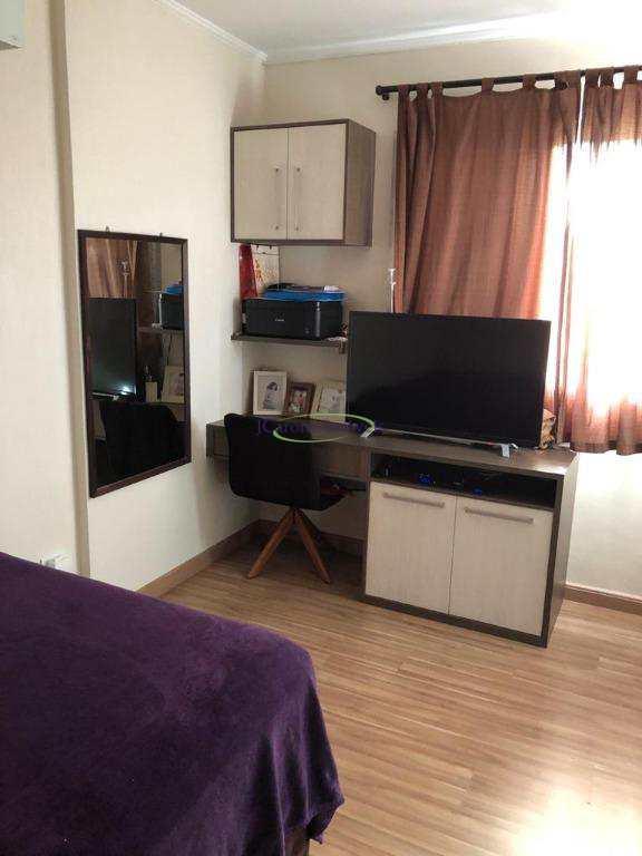 Apartamento com 2 dormitórios à venda, 89 m² por R$ 439.000 - Campo Grande - Santos/SP