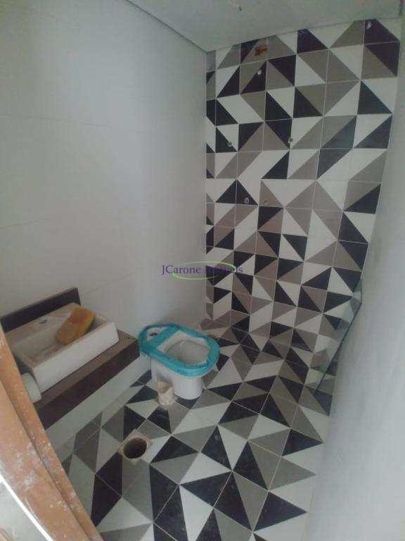 Casa com 3 dorms, Campo Grande, Santos - R$ 1.08 mi, Cod: 63647750