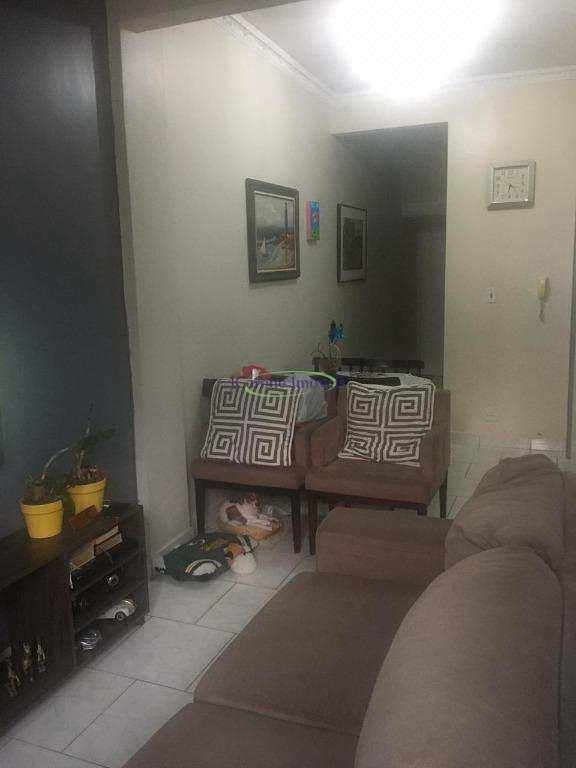 Apartamento com 2 dorms, Boqueirão, Santos - R$ 315 mil, Cod: 63628274