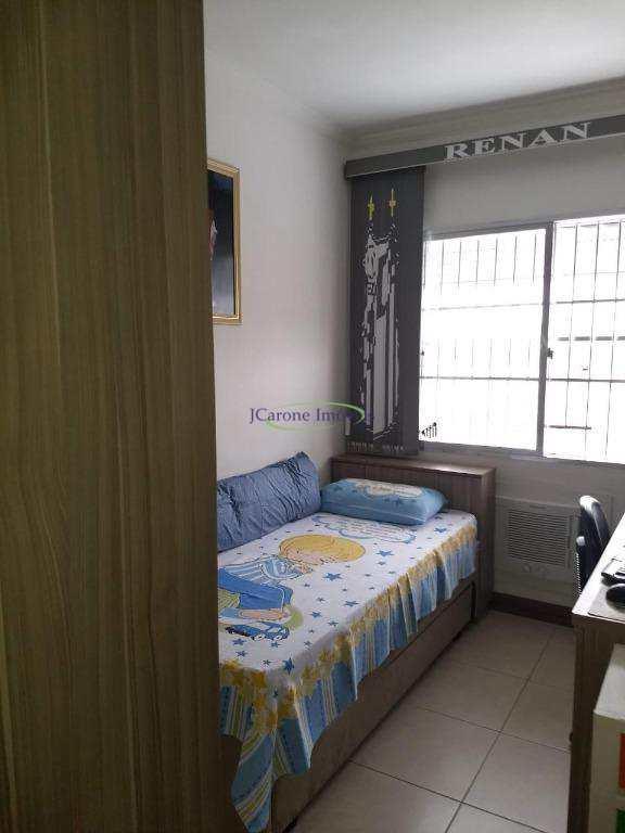 Apartamento com 3 dorms, Campo Grande, Santos - R$ 490 mil, Cod: 63623354