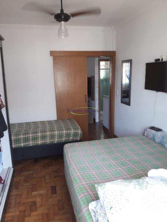 Apartamento com 1 dorm, Aparecida, Santos - R$ 330 mil, Cod: 63623211