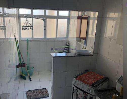 Apartamento com 1 dormitório à venda, 42 m² por R$ 270.000