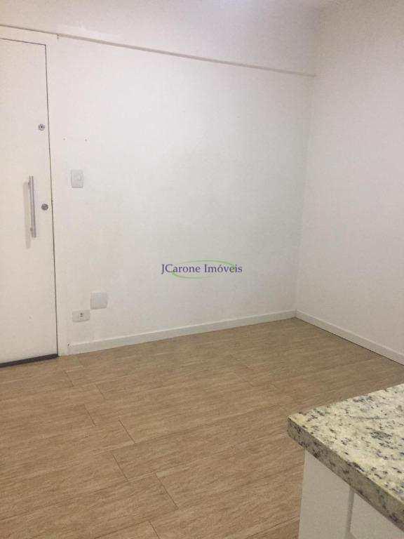 Apartamento com 1 dorm, Ponta da Praia, Santos - R$ 255 mil, Cod: 63619122
