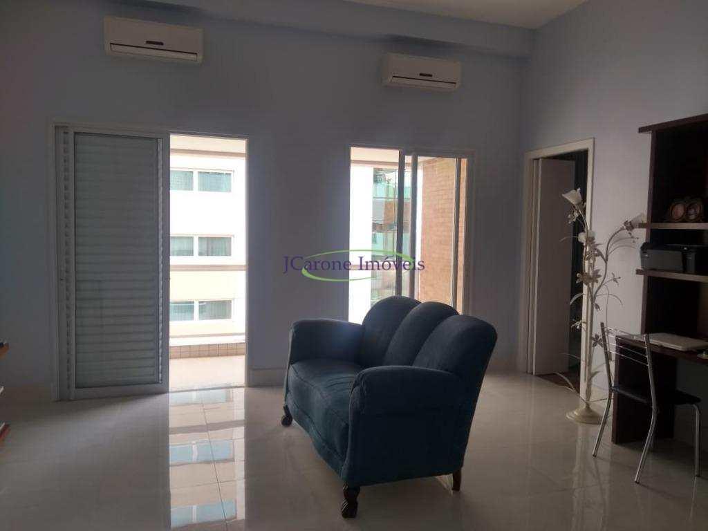 Cobertura com 2 dorms, Vila Mathias, Santos - R$ 1.48 mi, Cod: 63611028