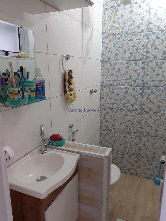 Casa com 2 dorms, Boqueirão, Santos - R$ 375 mil, Cod: 63604934