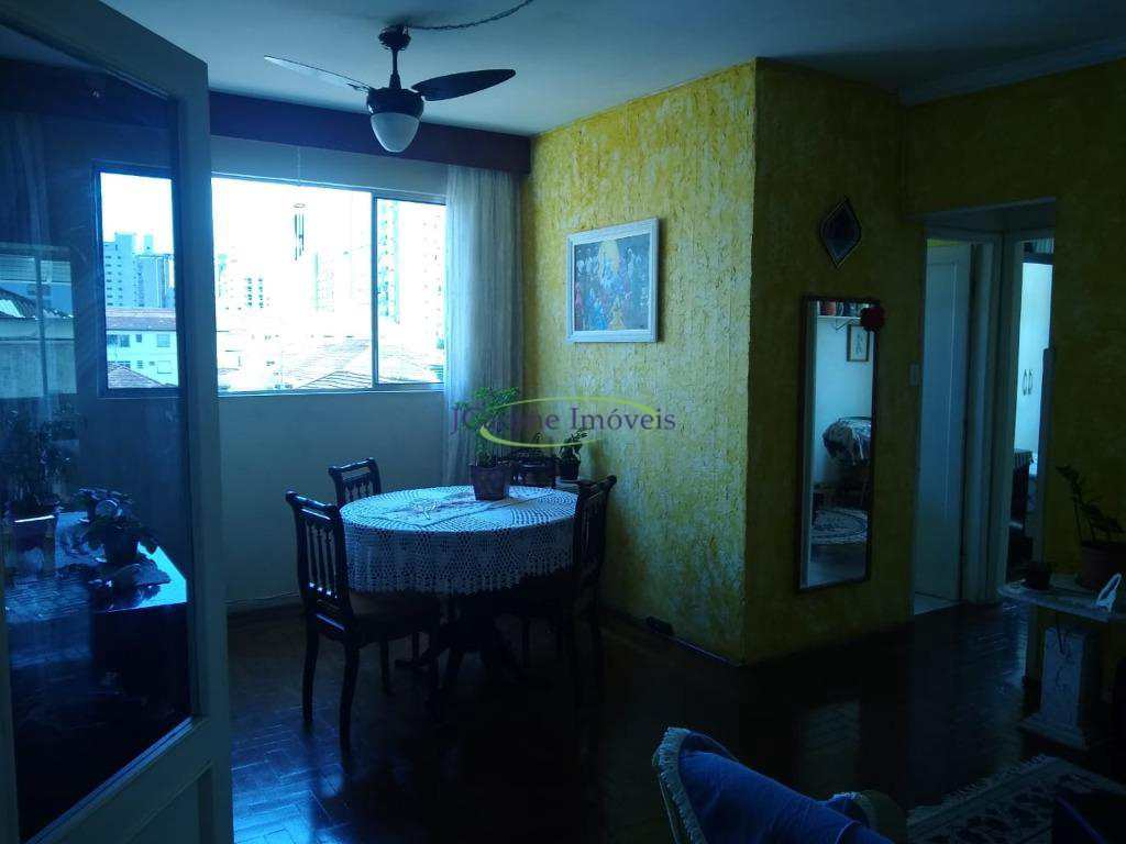 Apartamento com 2 dorms, Boqueirão, Santos - R$ 340 mil, Cod: 63601228