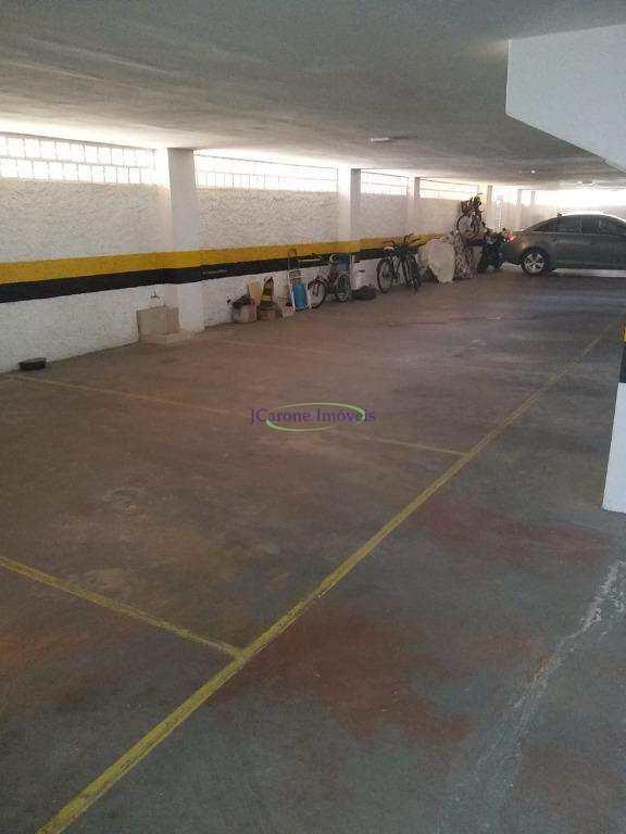 Apartamento com 2 dormitórios à venda, 80 m² por R$ 360.000 - Boqueirão - Santos/SP