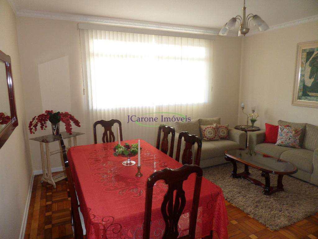 Apartamento com 3 dormitórios à venda, 126 m² por R$ 400.000 - Gonzaga - Santos/SP