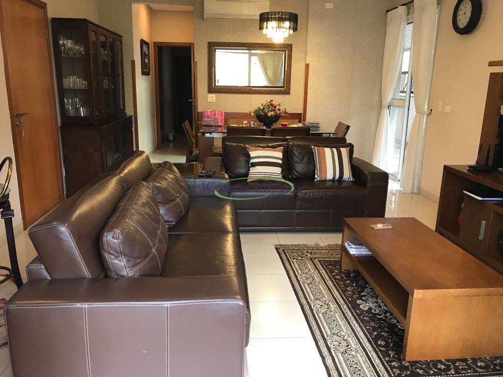 Apartamento com 3 dormitórios à venda, 210 m² por R$ 890.000 - Boqueirão - Santos/SP