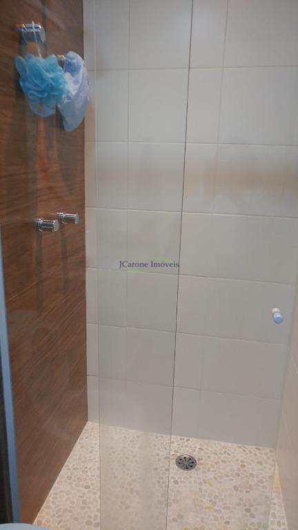 Apartamento com 1 dormitório à venda, 57 m² por R$ 680.000 - Gonzaga - Santos/SP