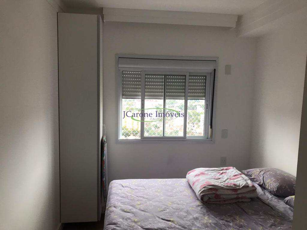 Apartamento com 2 dormitórios à venda, 63 m² por R$ 460.000 - Campo Grande - Santos/SP