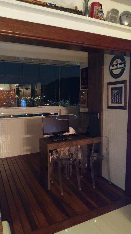Apartamento com 2 dorms, Vila Belmiro, Santos - R$ 560 mil, Cod: 63515126