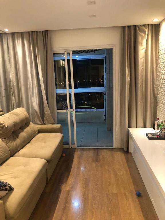 Apartamento com 3 dorms, Ponta da Praia, Santos - R$ 580 mil, Cod: 63473470