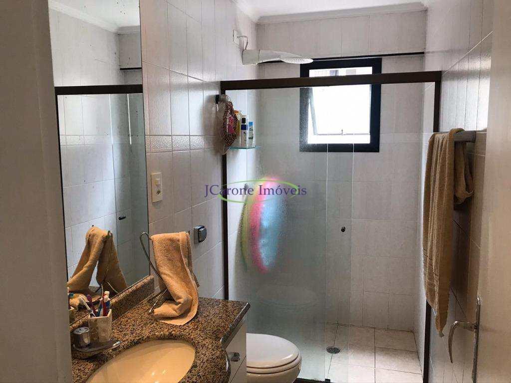 Apartamento com 2 dormitórios à venda, 90 m² por R$ 480.000 - Campo Grande - Santos/SP