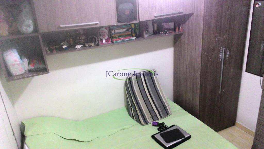 Apartamento com 2 dormitórios à venda, 90 m² por R$ 390.000 - Embaré - Santos/SP