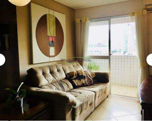Apartamento com 3 dorms, Gonzaga, Santos - R$ 535 mil, Cod: 63362377