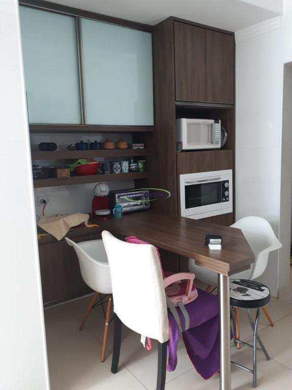 Apartamento com 3 dorms, Ponta da Praia, Santos - R$ 625 mil, Cod: 62910488