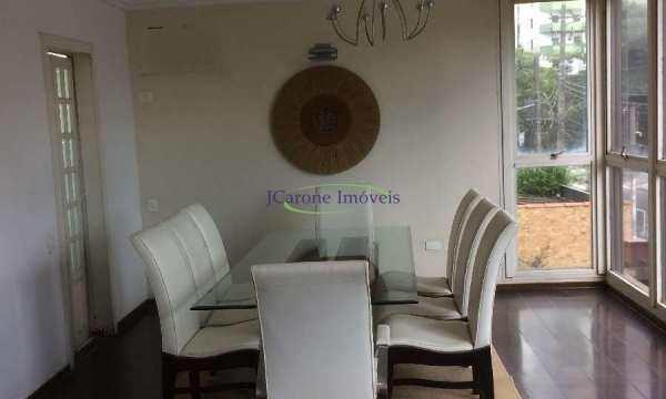 Apartamento com 4 dormitórios à venda, 209 m² por R$ 939.000 - Embaré - Santos/SP