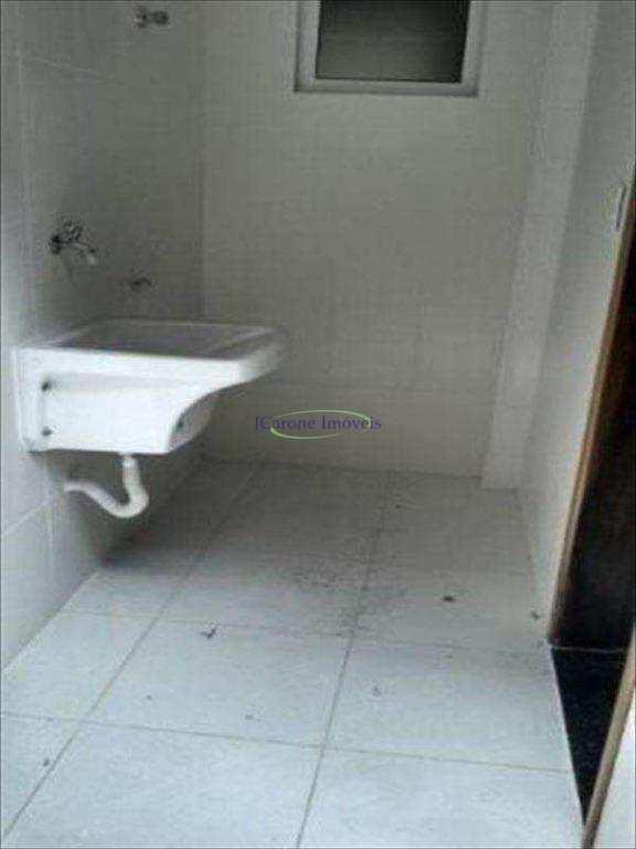 Casa com 2 dormitórios à venda, 72 m² por R$ 265.000 - Centro - São Vicente/SP