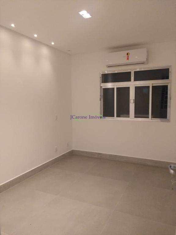 Apartamento 100% reformado- 1 quadra da praia - Gonzaga - Santos/SP