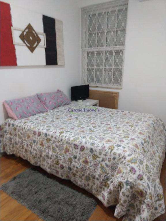 Casa com 3 dormitórios à venda, 128 m² por R$ 550.000 - Vila Belmiro - Santos/SP