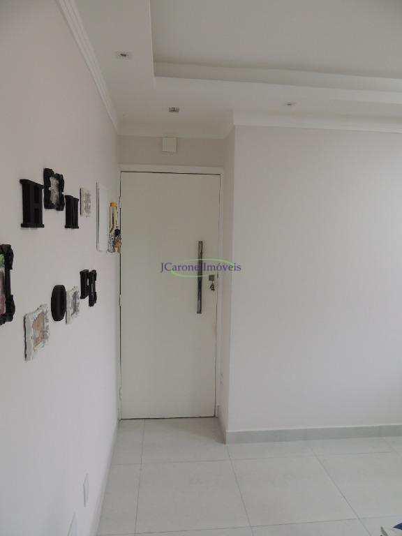 Apartamento com 1 dormitório à venda, 51 m² por R$ 295.000 - Itararé - São Vicente/SP