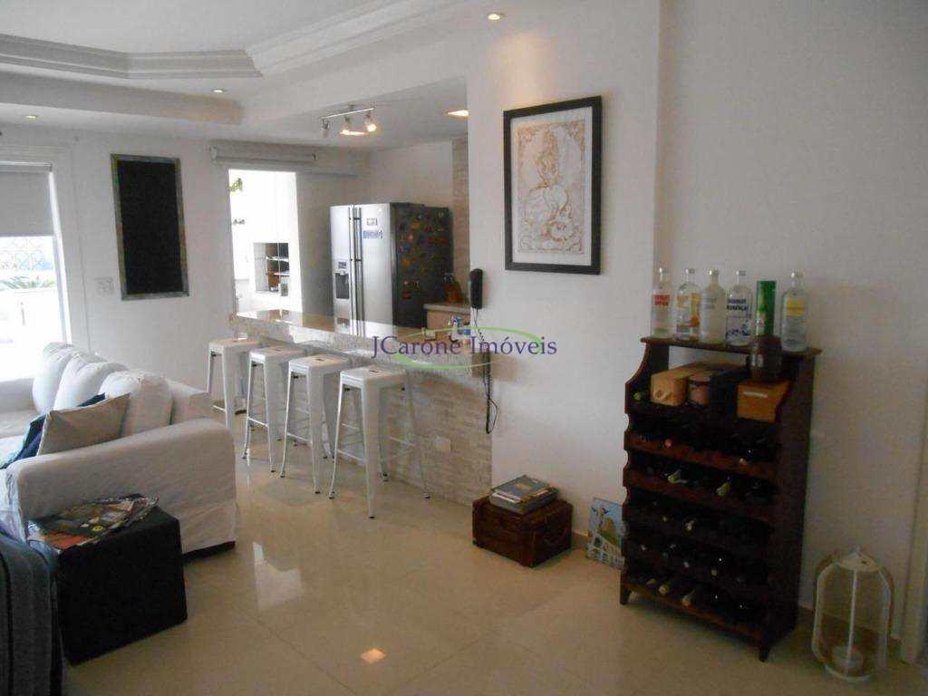 Cobertura à venda, 270 m² por R$ 1.290.000,00 - Ponta da Praia - Santos/SP