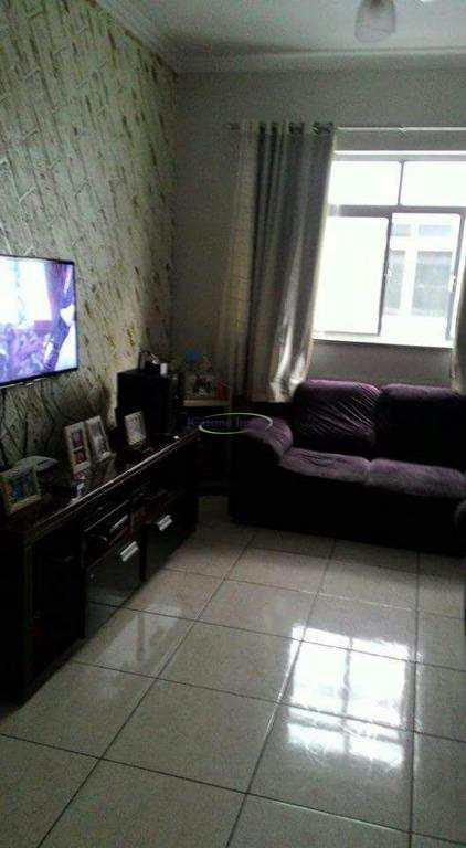 Apartamento com 2 dormitórios à venda, 80 m² por R$ 265.000 - Vila Matias - Santos/SP