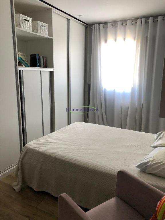 Cobertura com 3 dormitórios à venda, 140 m² por R$ 1.190.000,00 - Boqueirão - Santos/SP