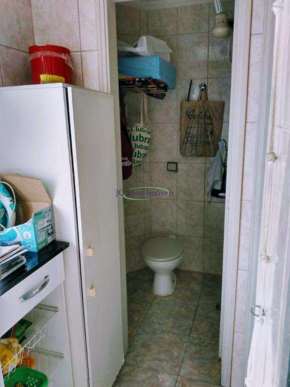 Apartamento com 2 dormitórios à venda, 90 m² por R$ 320.000 - Marapé - Santos/SP