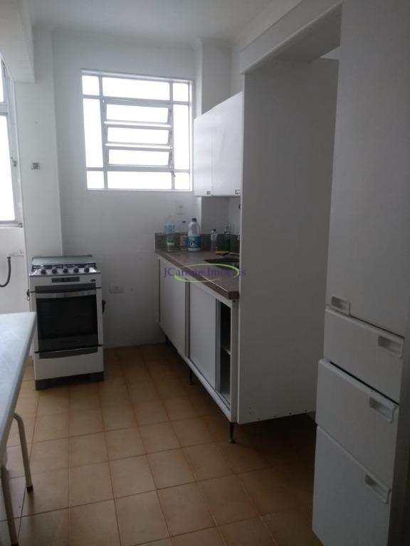Apartamento com 2 dorms, Boqueirão, Santos - R$ 635 mil, Cod: 62710713
