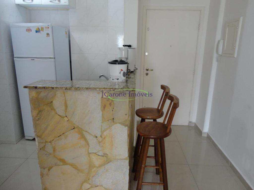 Apartamento com 1 dorm, José Menino, Santos - R$ 300 mil, Cod: 62696520