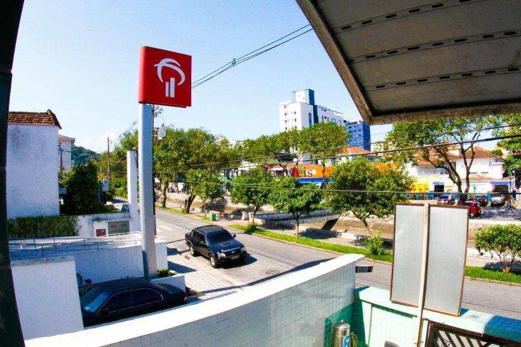 Apartamento com 2 dormitórios à venda, 73 m² por R$ 262.000 - José Menino - Santos/SP