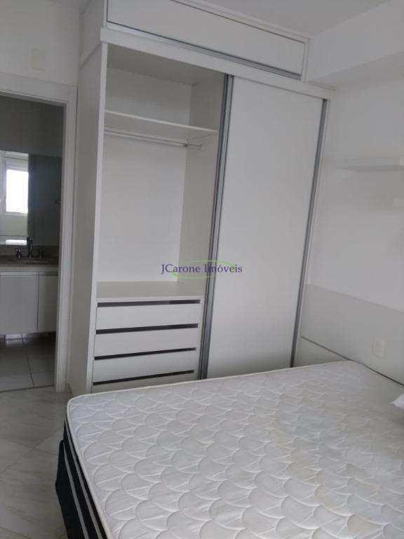 Apartamento com 1 dorm, Boqueirão, Santos, Cod: 62689812
