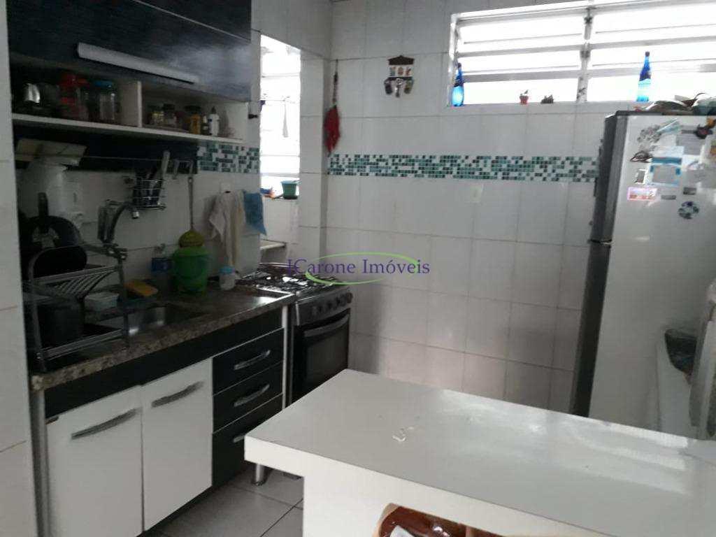 Apartamento com 1 dormitório à venda, 65 m² por R$ 279.000 - Boqueirão - Santos/SP