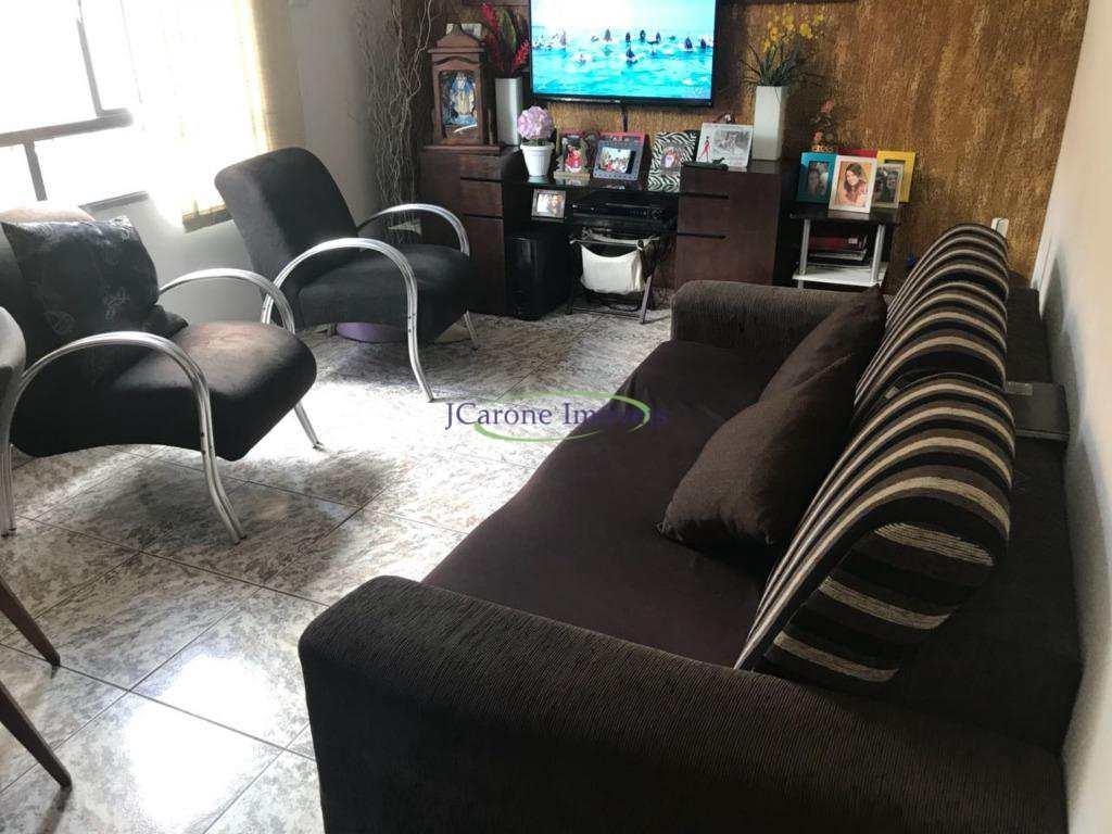 Apartamento com 2 dormitórios à venda, 63 m² por R$ 299.000 - Macuco - Santos/SP