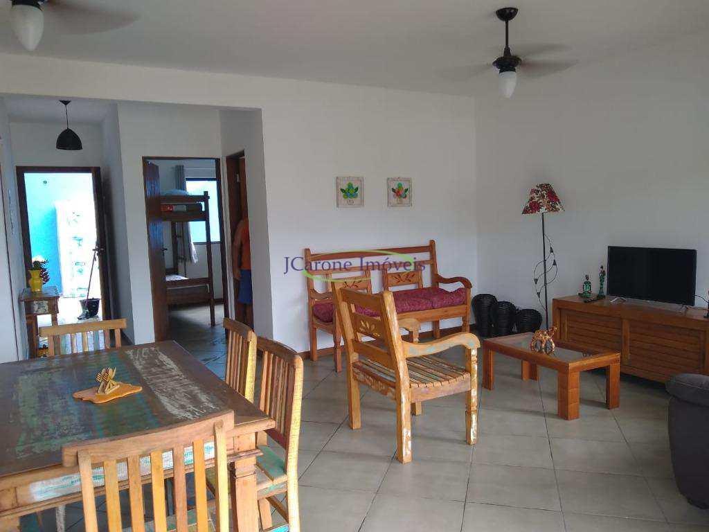 Casa com 2 dormitórios à venda, 107 m² por R$ 490.000 - Tesouro da Colina - Ilhabela/SP