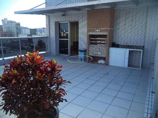 Apartamento com 4 dormitórios à venda, 209 m² por R$ 1.000.000,00 - Boqueirão - Santos/SP