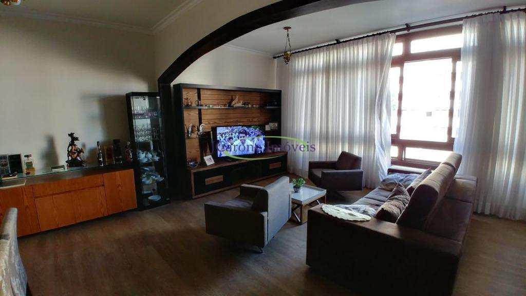 Venda / Permuta - Vista Mar - 3 Dormitórios – Vista Livre - Gonzaga – Santos/SP
