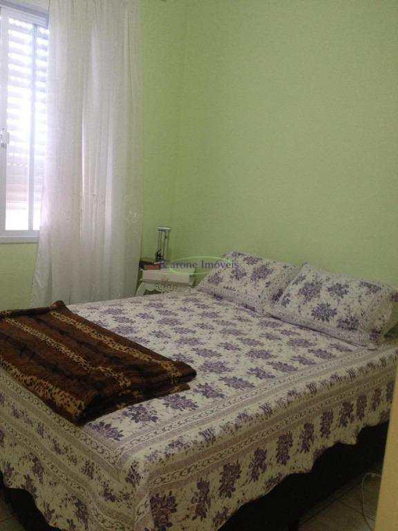 Apartamento com 2 dormitórios à venda, 118 m² por R$ 470.000 - Itararé - São Vicente/SP