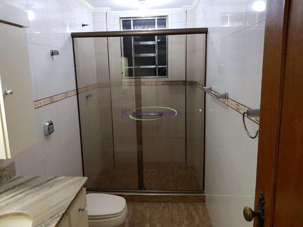 Apartamento com 3 dormitórios à venda, 136 m² por R$ 650.000 - José Menino - Santos/SP